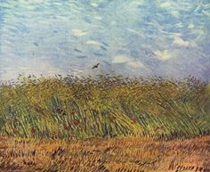 Landschaftsmalerei impressionismus  Vincent van Gogh pinned with Pinvolve - pinvolve.co | Art ...