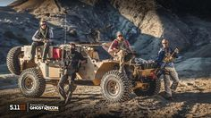 5.11 Lets You Play Tactical Dress Up With Ghost Recon Wildlands http://zimedc.blogspot.com/2017/03/511-lets-you-play-tactical-dress-up-with-ghost-recon-wildlands.html #Game #Military #Ubisoft #Videogames