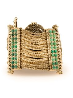 Aurelie Bidermann 'palazzo' Bracelet - The Webster - Farfetch.com