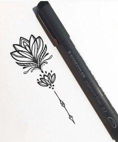 Women's Arm Tattoo: 20 original ideas to inspire - Blumen Tattoos - Tattoo Designs For Women Trendy Tattoos, Love Tattoos, Body Art Tattoos, New Tattoos, Small Tattoos, Bible Tattoos, Gorgeous Tattoos, Tattoo Und Piercing, Tattoo On