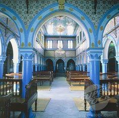 Synagogue, Djerba, Tunisia