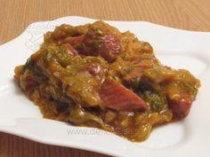 Varză dulce călită cu afumătură Beef, Chicken, Cooking, Dan, Facebook, Pork, Meat, Kitchen, Brewing