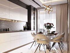 CARAMEL DREAMS   Дизайн интерьера Киев Kitchen Interior, Home Decor Kitchen, Kitchen Furniture, Apartment Design, Dining Room Design, Luxury Kitchens, Kitchen Decor, House Interior, Kitchen Design