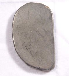 121.85Ct 48x29x5mm Free Form Pyrite Bead for Wire Wrapping/Jewelry Making…