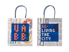 2015 UABB Exhibition Identity on Behance