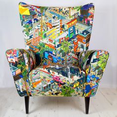 This is a Limited Edition offers limited edition art prints, gifts and homeware designed by internationally acclaimed artists. Yayoi Kusama, Funky Furniture, Wingback Chair, Gcse 2017, Accent Chairs, Aqa, Art Prints, Group, Detail