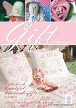 Gift - CoseConmigo C - Picasa Web Albums Fabric Crafts, Sewing Crafts, Handmade Books, Handmade Gifts, Sewing Magazines, Magazine Crafts, Pink Quilts, Cross Stitch Books, Applique Fabric