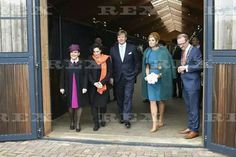 King Willem-Alexander and Queen Maxima visit to Almelo and Twente, Netherlands - 27 Oct 2016  King Willem-Alexander and Queen Maxima  27 Oct 2016