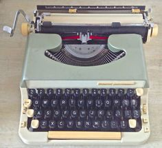 Vintage 1961 Collection. Dactylo IMPERIAL Good Companion