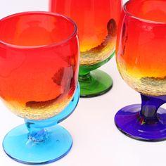 Ryukyu apple glass