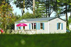 Camping***** Le Domaine des Ormes - Epiniac #Camping #Bretagne #Dol #Vacances #Mobilhome