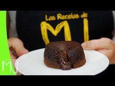 COULANT DE CHOCOLATE (VERSIÓN SIMPLIFICADA) | Las Recetas de MJ - YouTube
