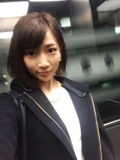 内田敦子エレベーター内での画像