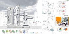 3D City – A New Urban Typology - eVolo   Architecture Magazine