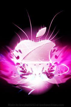 Apple Logo Pink - Bing images