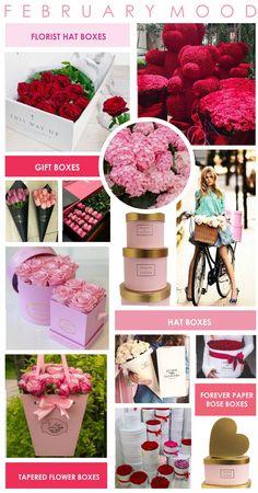 Fabulous ideas in flower packaging for florists