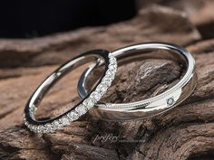 JewelryPalace Wedding Bands Rings CZ Engagement Rings Anniversary Promise Rings For Women 925 Sterling Silver X Infinity Cubic Zirconia CZ Ring Set Size 6 – Fine Jewelry & Collectibles Stacked Wedding Rings, Wedding Rings For Women, Wedding Sets, Wedding Bands, Wedding Ring Designs, Wedding Jewelry, Wedding Finger, Couple Rings, Pendant Set