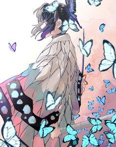 Cool Anime Wallpapers, Animes Wallpapers, Anime Girl Drawings, Anime Artwork, Demon Slayer, Slayer Anime, Anime Angel, Anime Demon, Chica Anime Manga