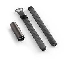 Products we like / Wearables / Misfit / Blackcarbon/ Aluminium / Rubber / Luxury / at misfit