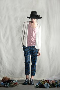 Standard Deviation - Fashion. Design. Culture. Art. Myko.: DIet Butcher Slim Skin Spring / Summer 2013 Menswear Lookbook