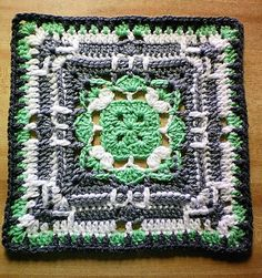 [Free Pattern] This Granny Square Design Is Absolutely Beautiful