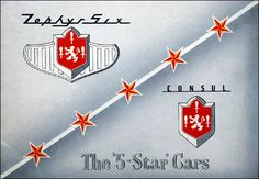 "1951 Ford ""Zephyr Six"""