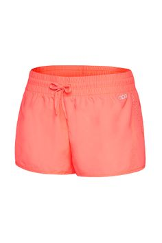 Running Shorts Pale Fluro Orange xx so want these!