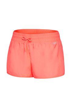 Running Shorts Pale Fluro Orange xx so want these!