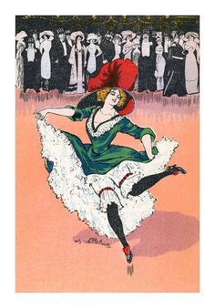 Postcard by Charles L Naillod | par totallymystified