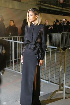 Ciara keepin it all sophisticated.