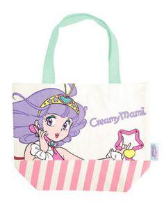Mahou no Tenshi Creamy Mami - Creamy Mami - Tote Bag - Pink (Zip Corporation)
