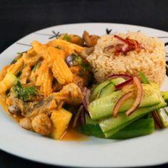 Thai Curry recipe