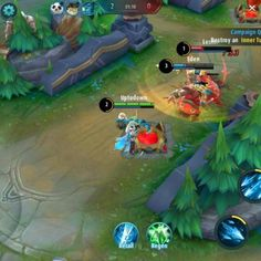 Join in the fun now! Download Mobile Legends: Bang Bang on PC today! Mobile Legends, Bang Bang, Game Design, Join, Games, Painting, Rain, Painting Art, Gaming