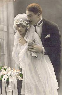 Fanantique: Something Old - Vintage Themed Weddings Part 1
