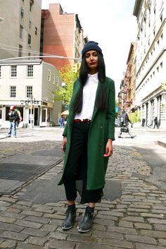 Nadia Sarwar on SOHO