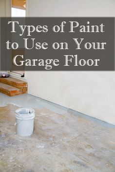 How to repair popouts on a new cement floor walkways a for What kind of paint to use in a bathroom