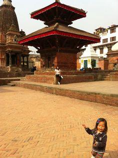 Patan square, Kathmandhu, Nepal