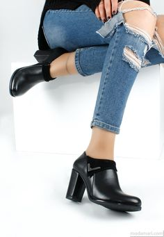 2017 Bayan Topuklu Ayakkabı Modelleri | ModaMari