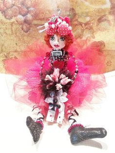 RED is PERFECT by Lana Thibeault on Etsy