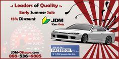JDM Cars in Transit 2012, JDM Shop, JDM Canada Online