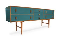 Arbus Console - 1960s UK.  I absolutely adore this.