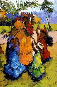 Lil Grass Shack Hula by Al Furtado at Maui Hands