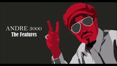 Best Of Andre 3000 | The Features (2018) - YouTube Andre 3000, Hip Hop Artists, Snoop Dogg, My Favorite Music, Dance Music, Cool Style, Mind Games, Youtube, Movie Posters