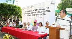 Continuando con las acciones preventivas, el presidente municipal de Huetamo, Elías Ibarra Torres, p...