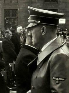 Adof Hitler, circa 1940.