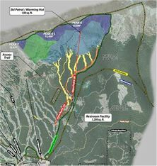 Breckenridge Peak 6 expansion, new lift Vail, new terrain & restaurants in USA ski resorts