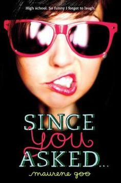 A hilarious teen book