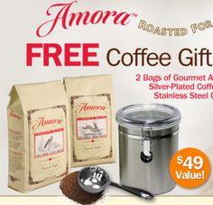 Free Coffee Gift Set