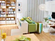 Wohnraum Ikea