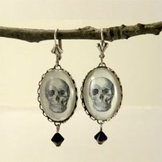 Image of To Be or Not to Be Earrings
